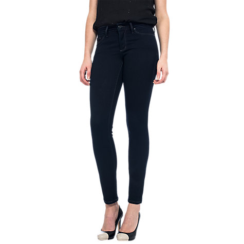 Buy NYDJ Superstretch Jeggings, Navy Online at johnlewis.com