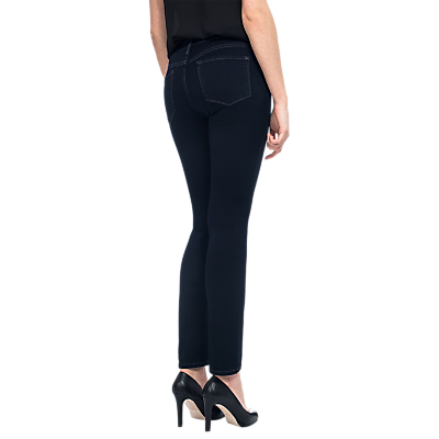 NYDJ Alina Slim Super Stretch Jeans, Navy