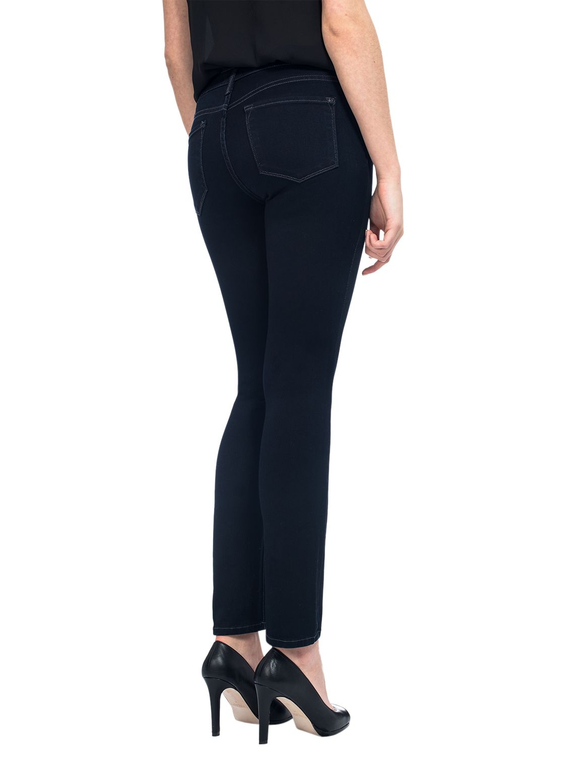 Nydj NYDJ Alina Slim Super Stretch Jeans, Navy