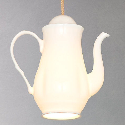 Buy Original BTC Coffee Pot Pendant Online at johnlewis.com