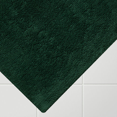 Buy John Lewis Supima Deep Pile Reversible Bath Mat Online at johnlewis.com