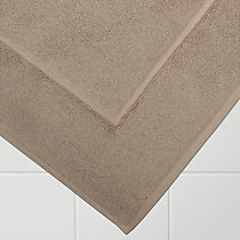 Buy John Lewis Supima Cotton Bath Mat Online at johnlewis.com