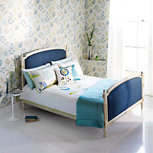 Buy Harlequin Samara Duvet Covers, Aqua Online at johnlewis.com