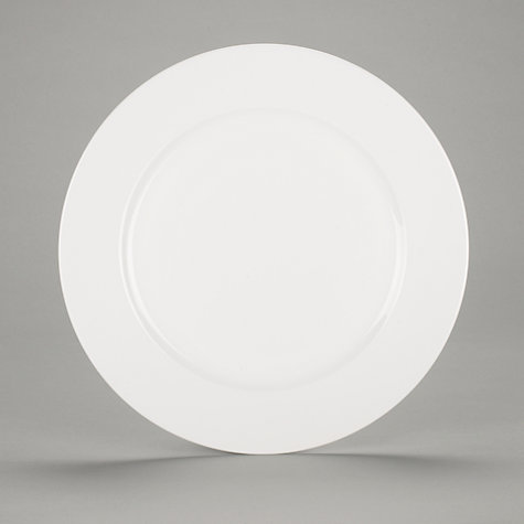 Buy House by John Lewis Rimmed Plates Online at johnlewis.com