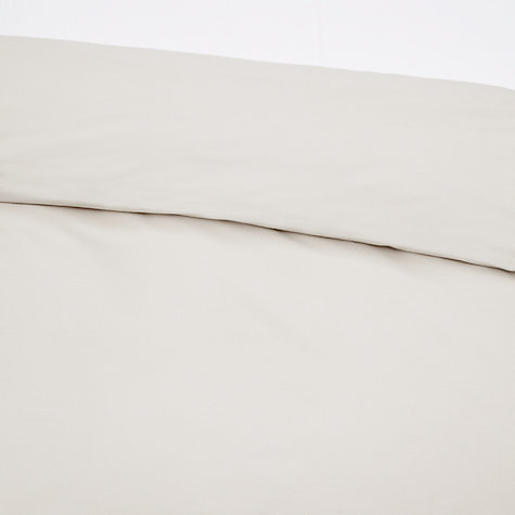 Buy John Lewis Soft & Cosy Flannelette Bedding Online at johnlewis.com