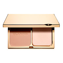 Buy Clarins New Everlasting Compact Foundation SPF15 Online at johnlewis.com