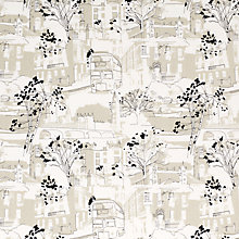 Buy Brompton Road PVC Tablecloth Fabric, Linen Online at johnlewis.com