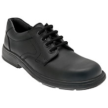 Buy Start-rite Rhino Isaac Shoes, Black Online at johnlewis.com