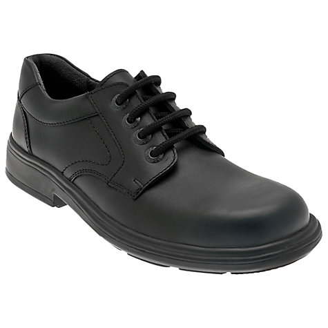 Buy Start-rite Isaac Shoes, Black Online at johnlewis.com