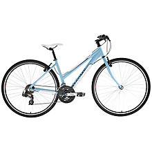 Buy Adventure Stratos Women's Bike, Baby Blue Online at johnlewis.com