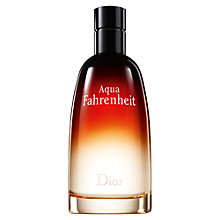 Buy Dior Aqua Fahrenheit Eau de Toilette Online at johnlewis.com