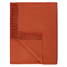 Buy Bronte Alpaca Throw Online at johnlewis.com