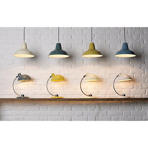Buy House by John Lewis Coloured Pendant Cord Online at johnlewis.com