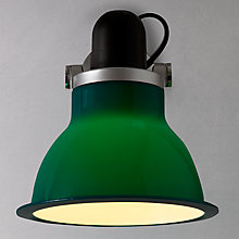 Buy Anglepoise Type 1228 Wall Light, Mid Green Online at johnlewis.com