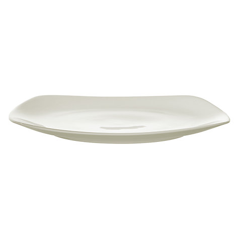 Buy House by John Lewis Square Plates Online at johnlewis.com