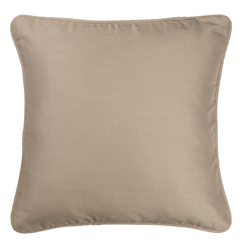 Buy John Lewis Polycotton Rib Cushion Cover Online at johnlewis.com
