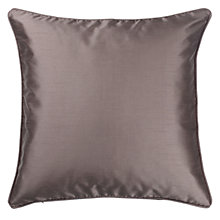 Buy John Lewis Faux Silk Cushion Cover Online at johnlewis.com