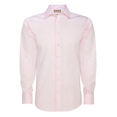 Buy Thomas Pink Steve Stripe Shirt Online at johnlewis.com