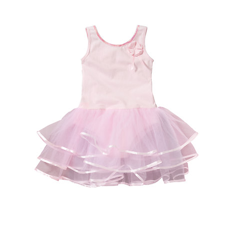 Buy John Lewis Girl Tutu Dress, Pink Online at johnlewis.com