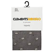 Buy Clements Ribeiro for John Lewis Spot Tights Online at johnlewis.com