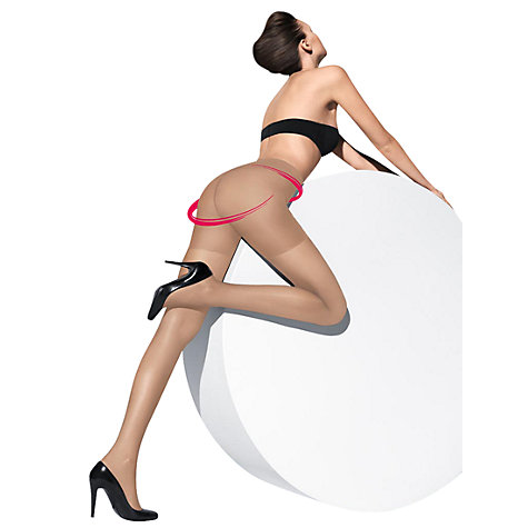 Buy Wolford Satin Touch Control Top 20 Denier Tights Online at johnlewis.com