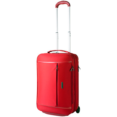 Buy Samsonite Sahora Regeneration 2-Wheel Duffle Bag Online at johnlewis.com