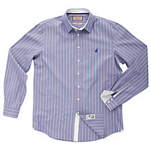 Buy Thomas Pink William Stripe Shirt, Blue/Pink Online at johnlewis.com