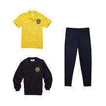 St John's Walham Green CE Primary School Boys' Nursery Uniform