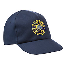 Buy St John's Walham Green CE Primary School Unisex Baseball Cap, Navy Online at johnlewis.com