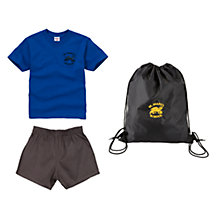 St Mark's CE Primary School Boys' Sports Uniform