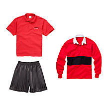 Thornden School Boys' Sports Uniform