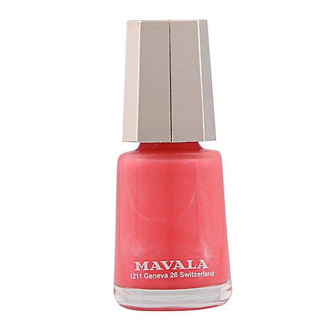 Buy MAVALA Mini Colour Nail Polish - Cream Online at johnlewis.com