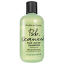 Buy Bumble and bumble Seaweed Shampoo Online at johnlewis.com