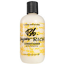 Buy Bumble and bumble Super Rich Conditioner Online at johnlewis.com