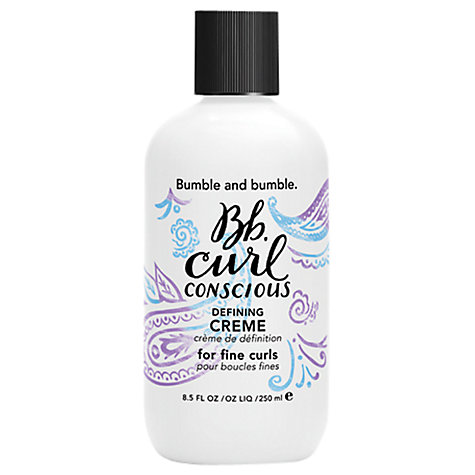 Buy Bumble and bumble Curl Conscious Defining Creme Online at johnlewis.com