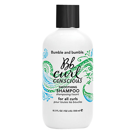 Buy Bumble and bumble Curl Conscious Smooth Shampoo Online at johnlewis.com