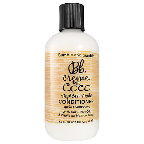 Buy Bumble and bumble Creme De Coco Conditioner Online at johnlewis.com