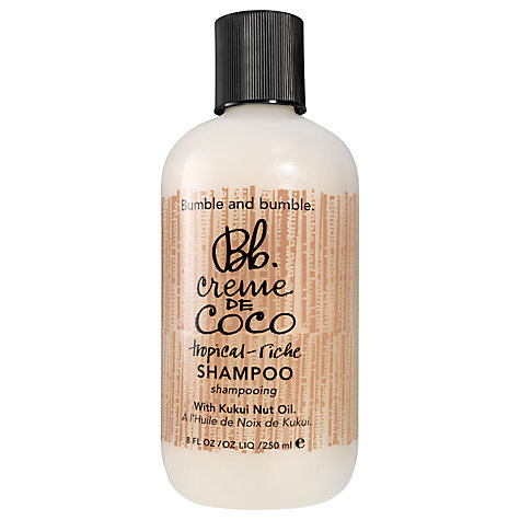 Buy Bumble and bumble Crème de Coco Shampoo Online at johnlewis.com