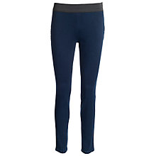 Buy Reiss Carrie 1971 Denim Leggings, Indigo Online at johnlewis.com