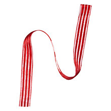 Buy John Lewis Stripe Ribbon Online at johnlewis.com