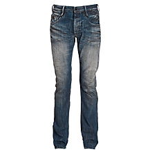 Buy Denham Cutter+ Straight Fit Jeans Online at johnlewis.com