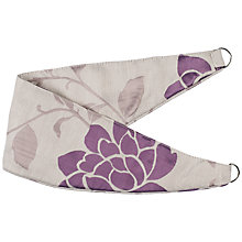 Buy John Lewis Lucia Tiebacks Online at johnlewis.com