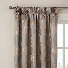 Buy John Lewis April Pencil Pleat Lined Curtains Online at johnlewis.com
