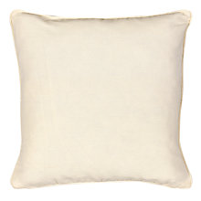 Buy John Lewis Cotton Rib Cushion Cover Online at johnlewis.com