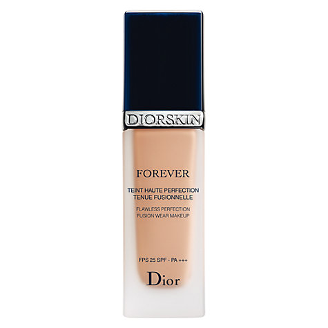 Buy Dior Flawless Perfection Fusion Wear Makeup SPF 25 - PA +++ Online at johnlewis.com