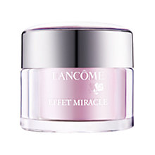 Buy Lancôme Effet Miracle Primer - Bare Skin Perfection Primer, 01 Porcelain Effect Online at johnlewis.com