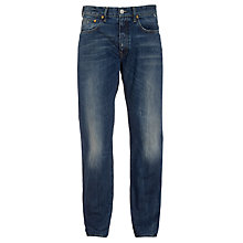 Buy G-Star Raw Loose Straight Jeans, Blue Online at johnlewis.com