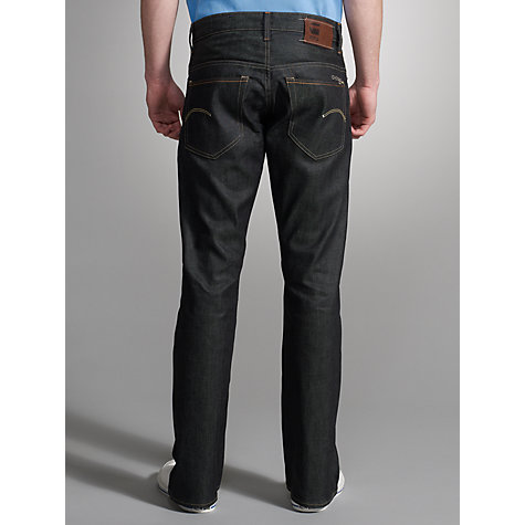Buy G-Star Raw 3301 Bootcut Jeans, Brooklyn Online at johnlewis.com