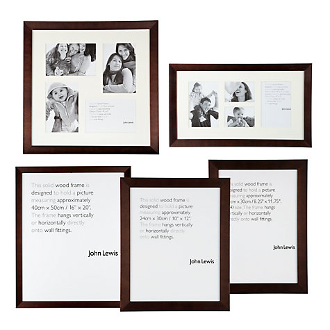 Buy John Lewis Photo Frames Online at johnlewis.com