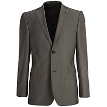 Buy Ted Baker Endurance Tonic Plain Suit Jacket, Taupe Online at johnlewis.com
